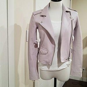 Iro Leather Jacket Size 34